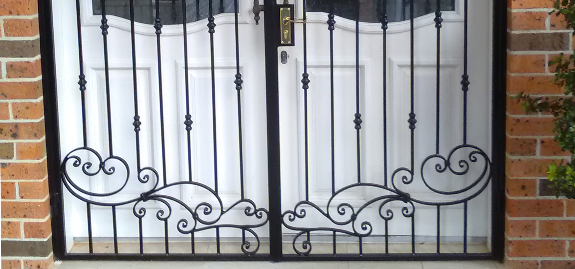 Security Doors & Window Grilles
